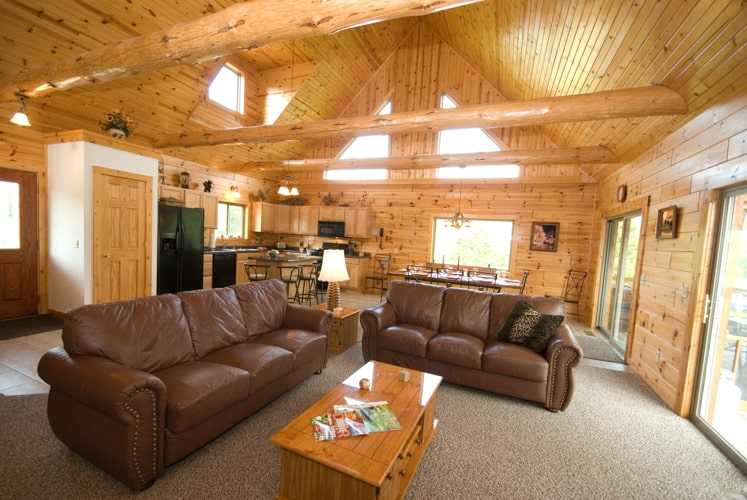 A Dream Stay | 6 Waterford Dr  Galena Log Home Rentals