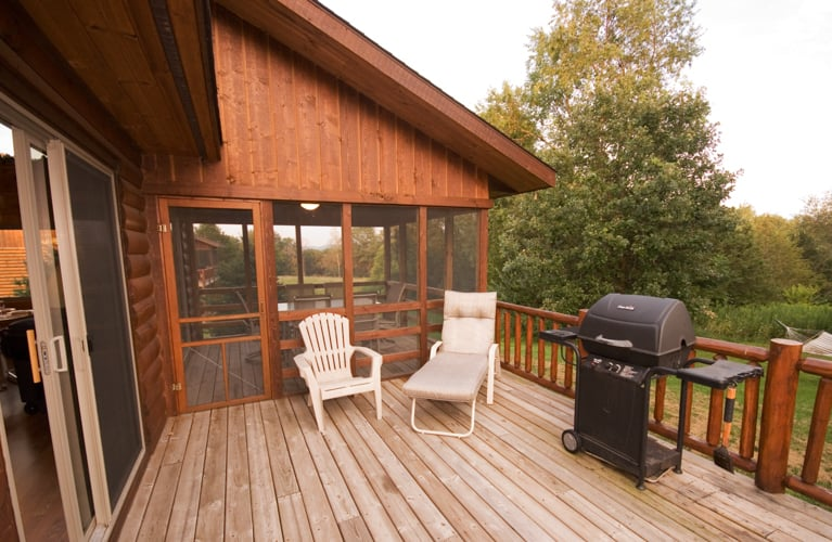 A Dream Stay 8 Waterford Dr Galena Log Cabin Rentals